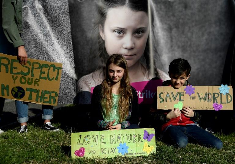 """""""Facebook za klimatske promjene"""" i srednjoškolski prosvjedi"""