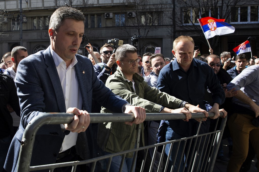 Utisak nedelje: ljotićevac predvodi liberale
