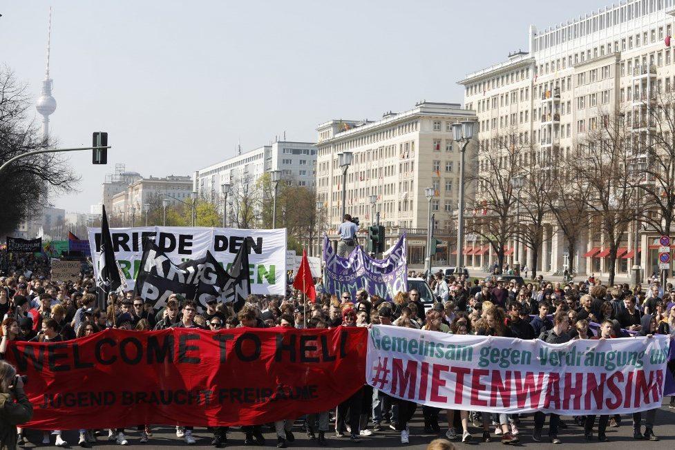 Povratak u budućnost: nacionalizacija stambenog fonda u Berlinu?