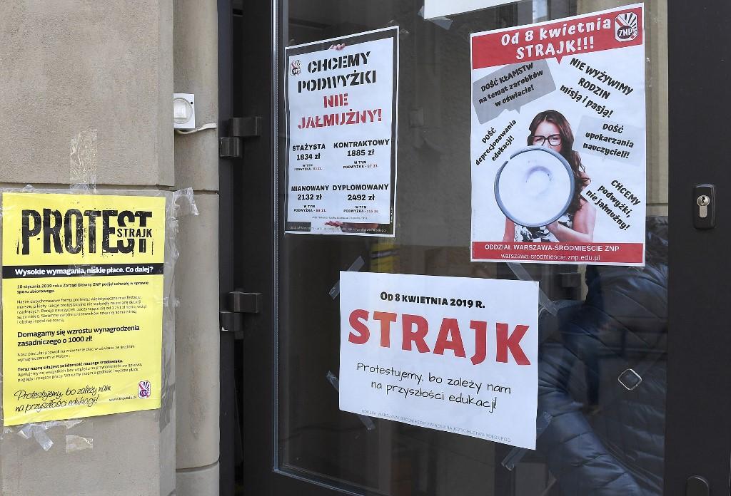 U Poljskoj škole zatvorene zbog pobune učitelja