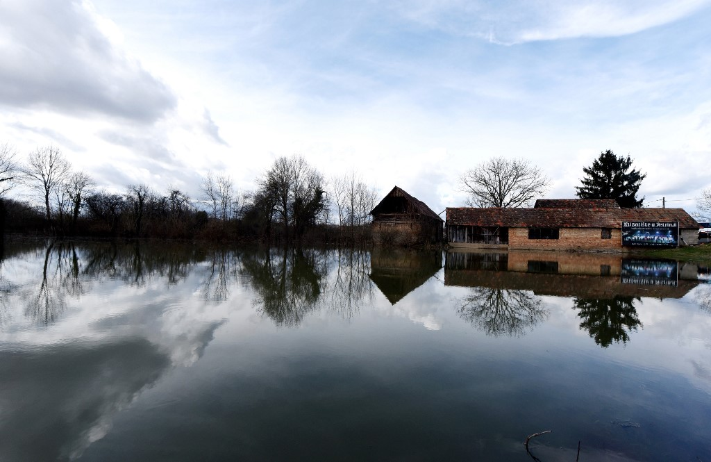 Ponovo poplave u BiH i Hrvatskoj