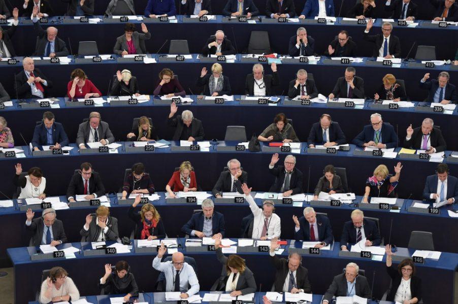 Bilanca desnice u europarlamentu: čvrsto uz kapital