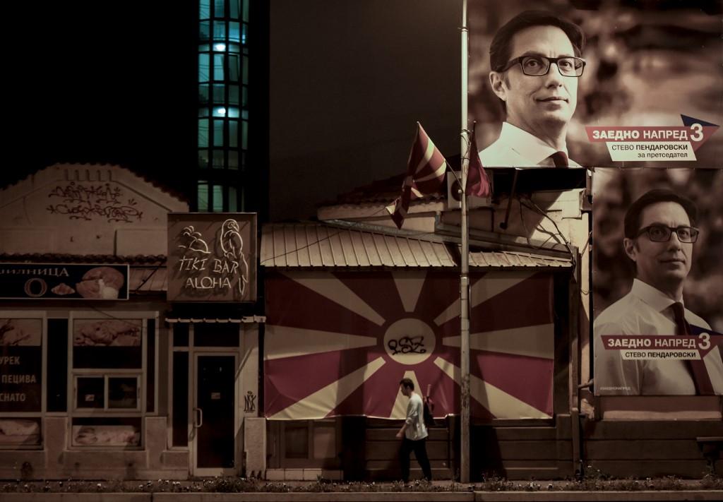 Makedonija: pobjeda vladajućih na staklenim nogama