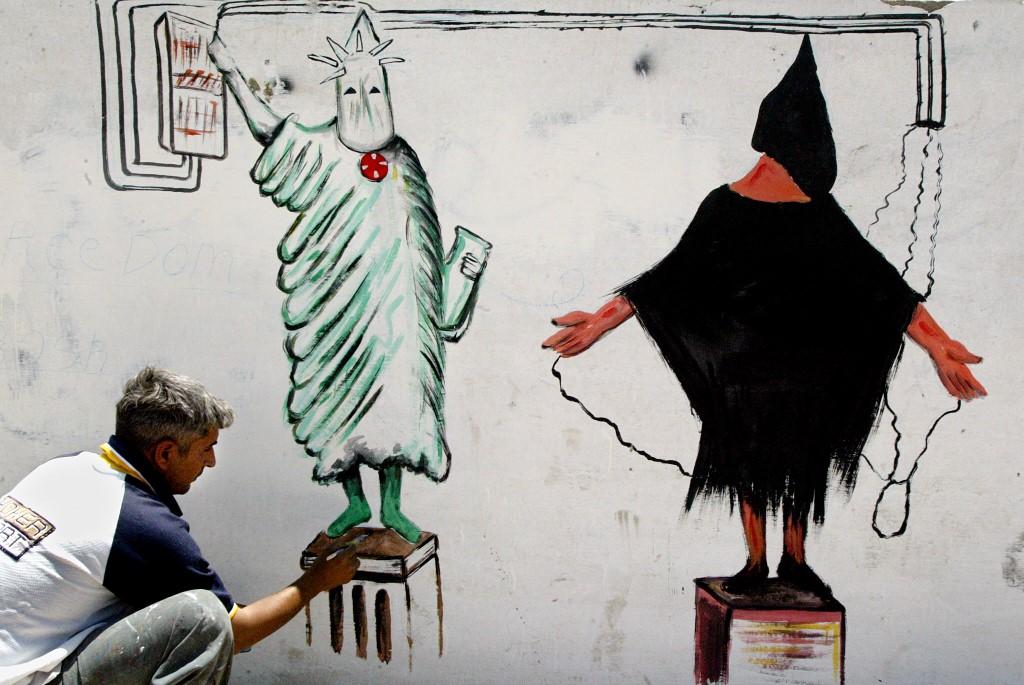 Amerika i Britanija amnestiraju same sebe od ratnih zločina