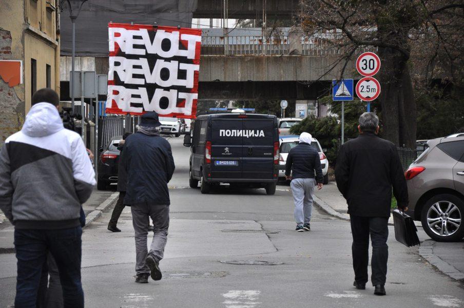Instrumentalizacija nasilja za sankciju otpora