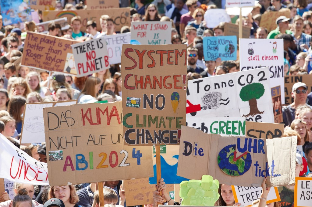 Rat milijardera protiv klime
