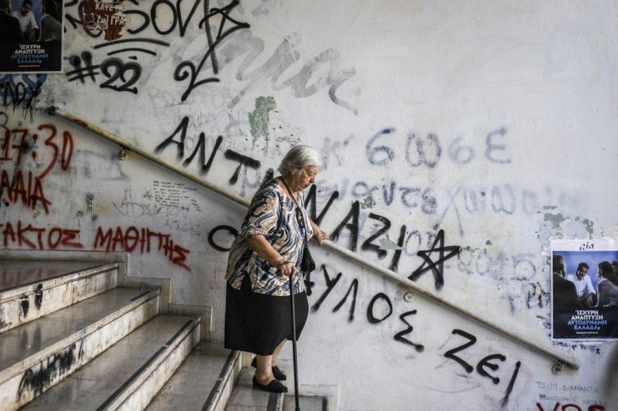 Grčki izbori: Siriza novi Pasok, nacisti van