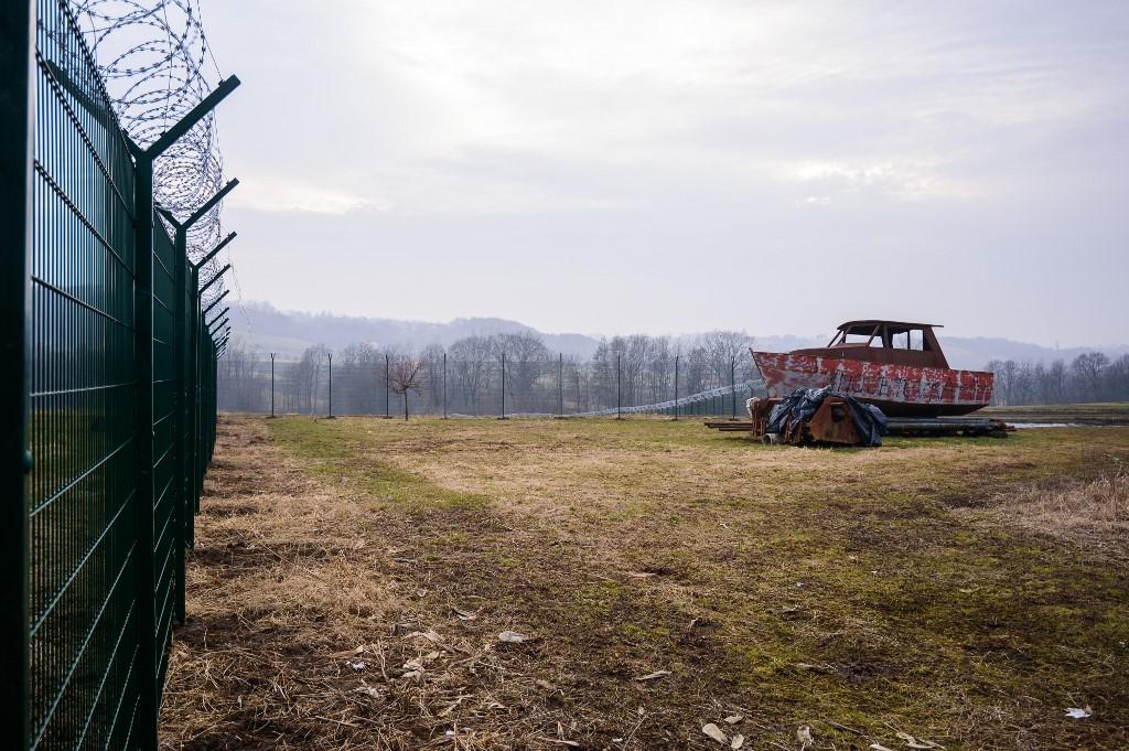 Granica između zemalja Unije kao konc-logor