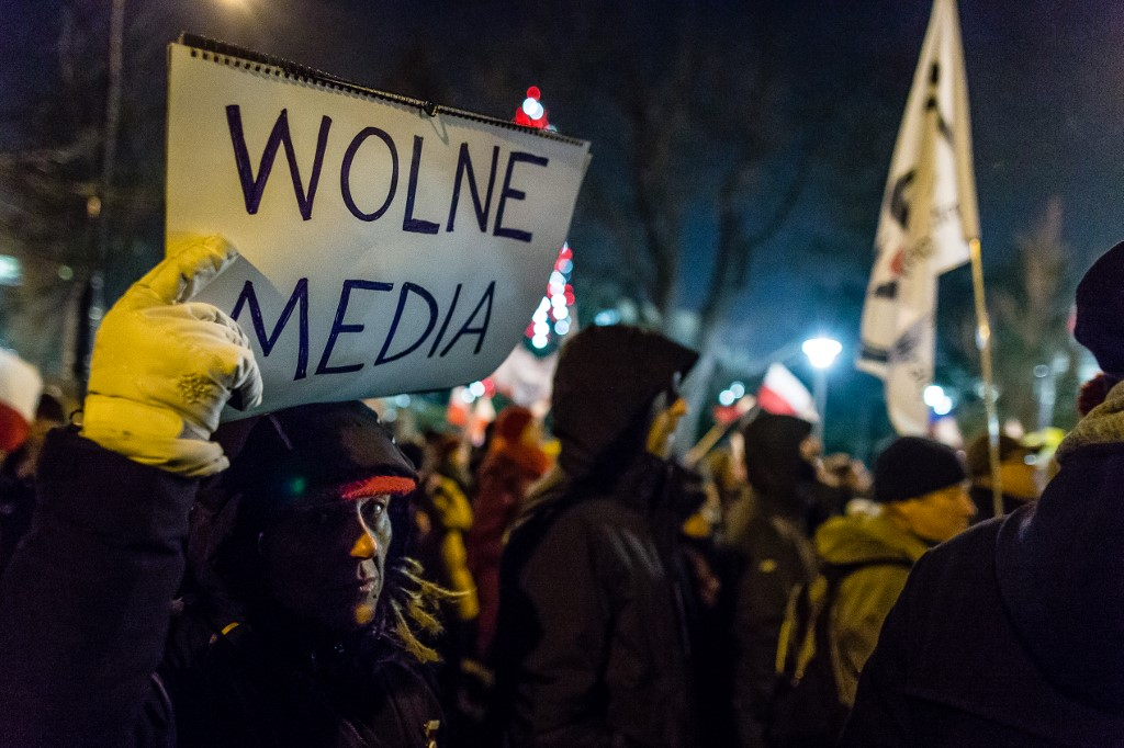"""Poljski desničari obećaju """"novi medijski poredak"""""""