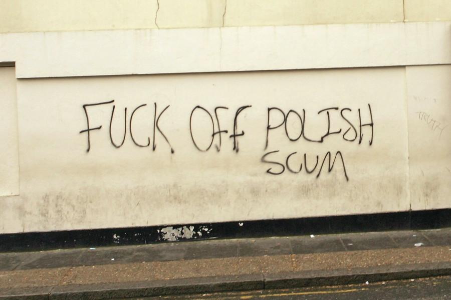 Britanski Poljaci u ratu protiv imigranata