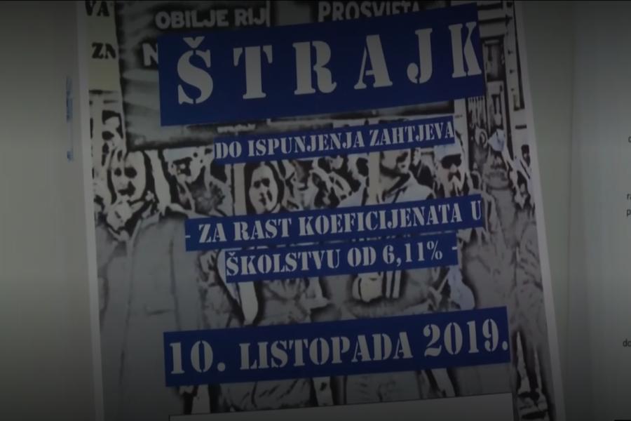 "Novinari, slučajni ""štrajkolomci"""
