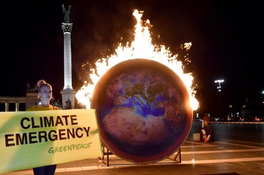 Proglašena klimatska uzbuna