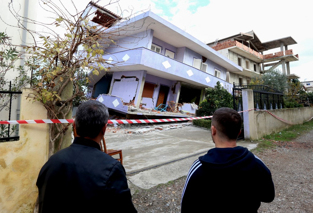 Romi, izgubljeni u potresima