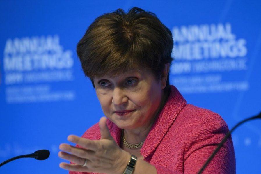 Šefica MMF-a za veće poreze i javnu potrošnju