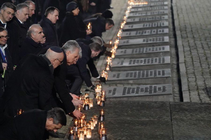 Ni Poljskoj ni Rusiji nije mjesto u Auschwitzu
