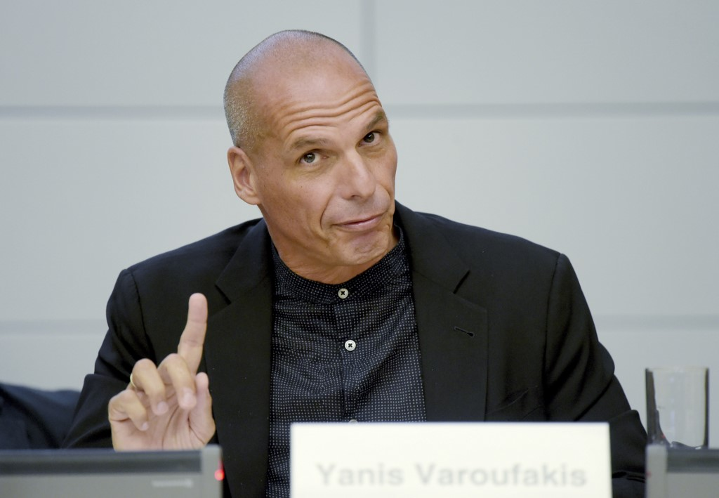 Varufakis kontra Zelenog plana