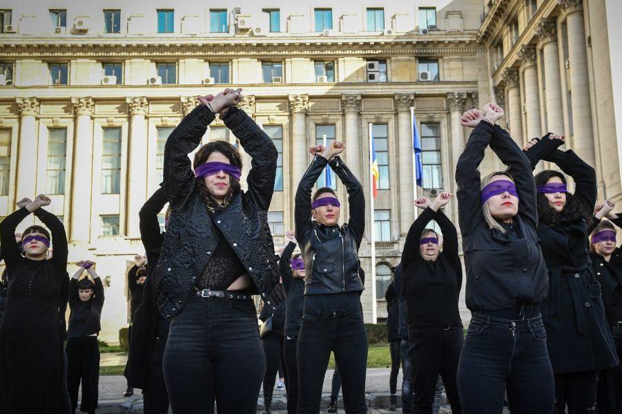 Rumunjski feministički pokret: ograničenja sustava nadzora i kažnjavanja