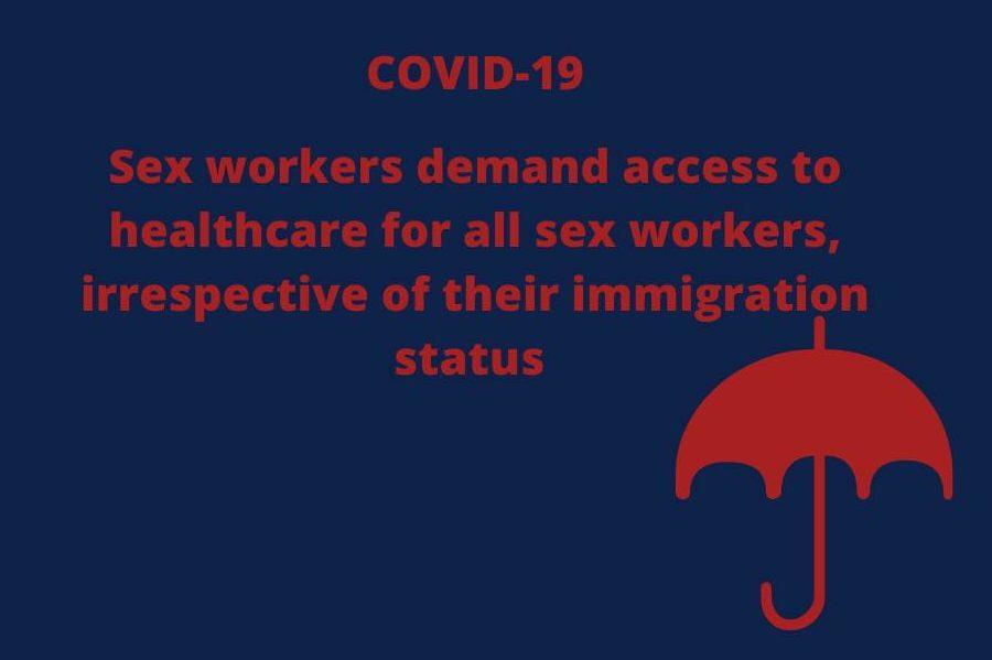 Solidarnost sa seksualnim radnicama tijekom pandemije