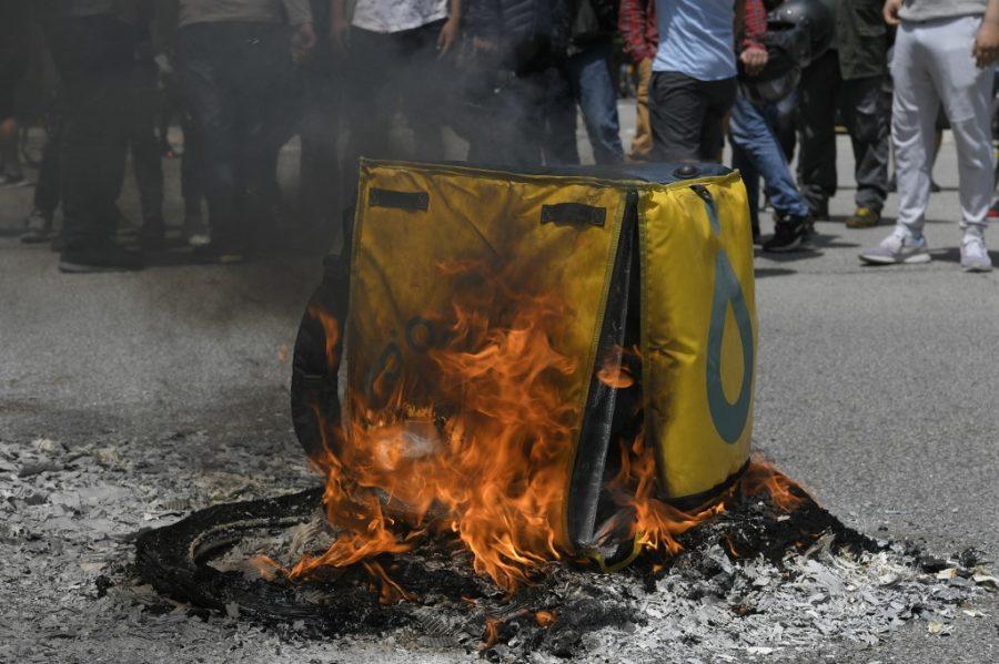 Prosvjedi platformskih radnika sve češći