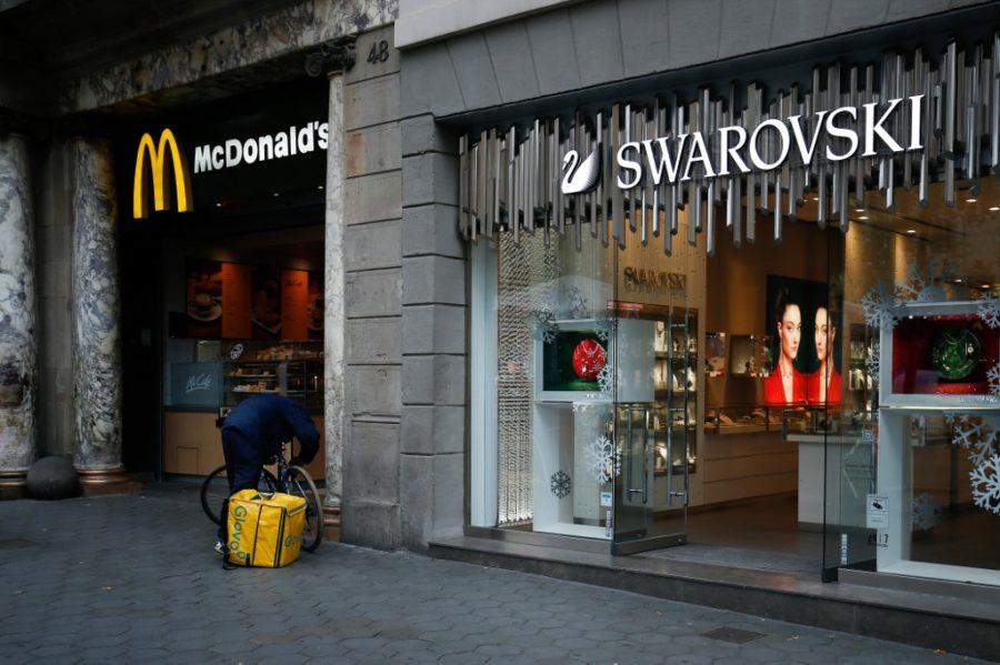 Dostavljači hrane u Španjolskoj dobivaju status stalno zaposlenih?