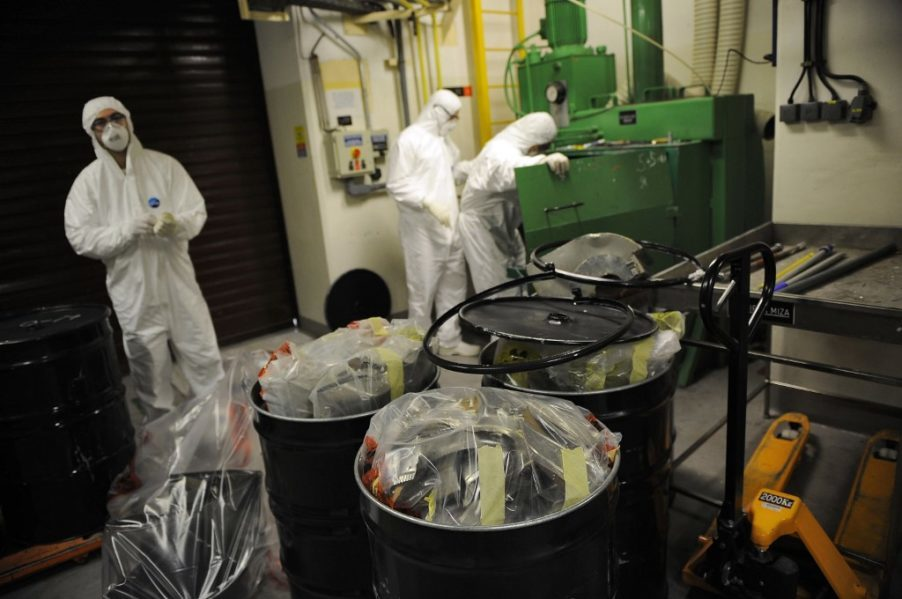 Problem nuklearnog otpada