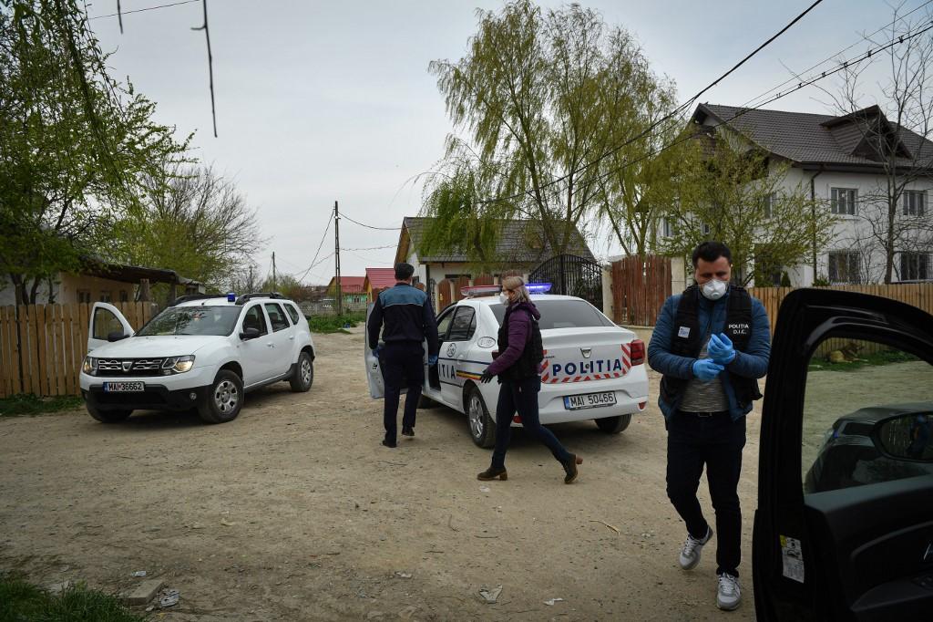 Rumunjska policija koristi epidemiju za iživljavanje nad Romima