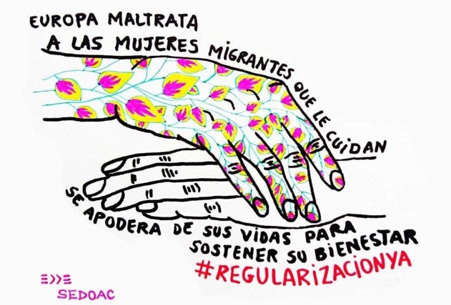 Migrantske radnice u kućanstvima bez temeljnog dohotka