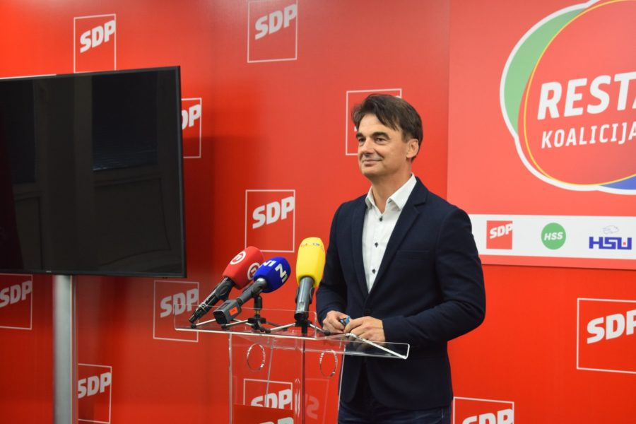 SDP-ov ekonomski program: sve klase mogu biti zadovoljne