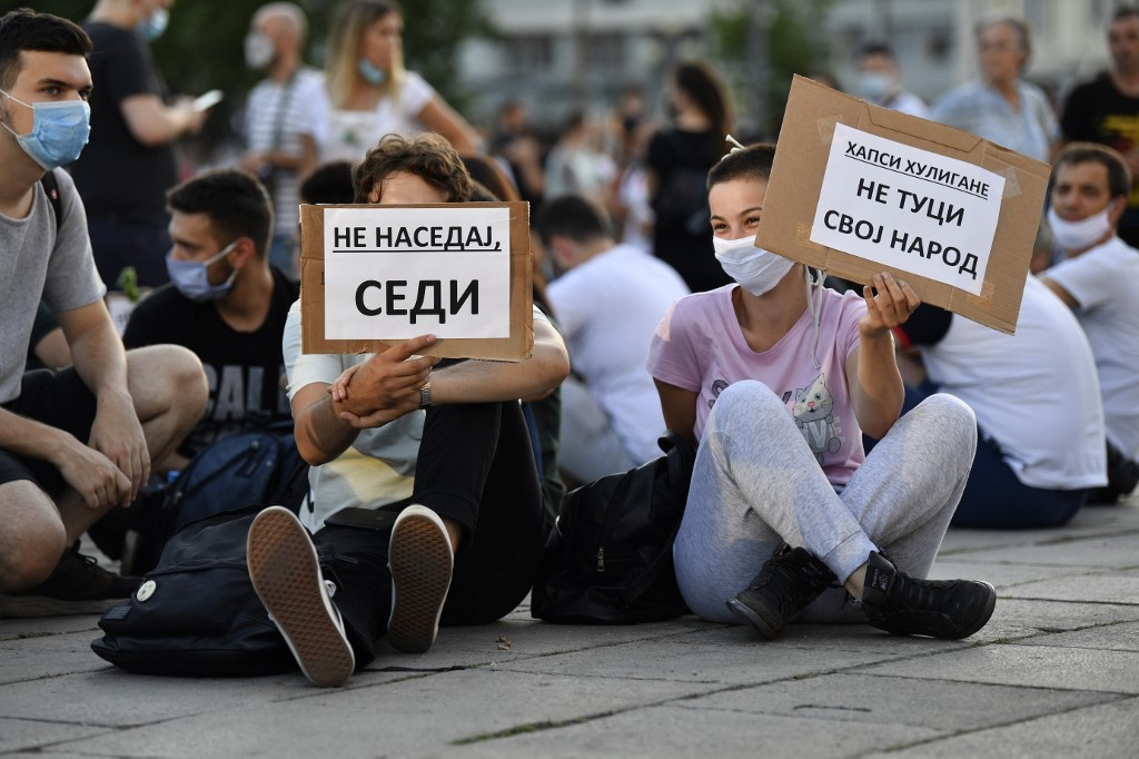 Tko je sve na ulicama srpskih gradova?