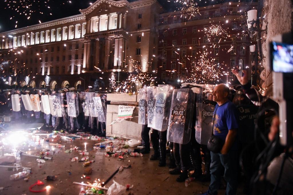 Bugarski korupcijski ratovi