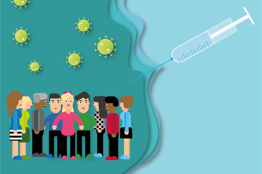Rast povjerenja u cjepiva u Europi