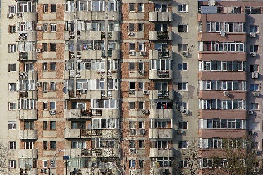 Pad ulaganja u društveno stanovanje