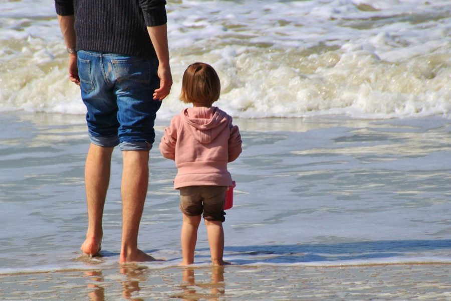 Otac na roditeljskom dopustu
