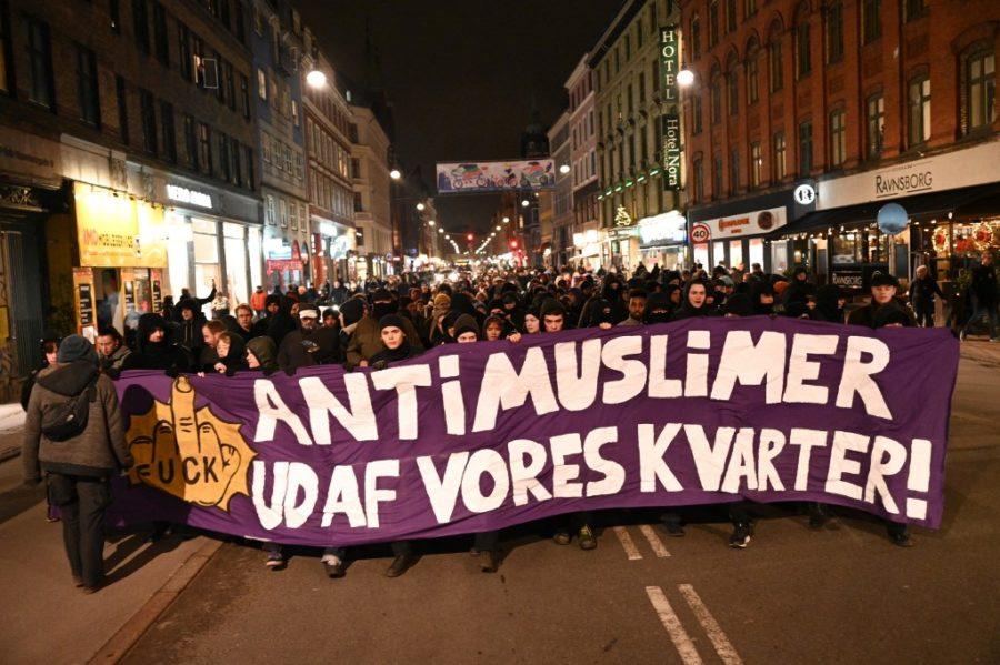 """Danska, europska ksenofobna """"avangarda"""""""