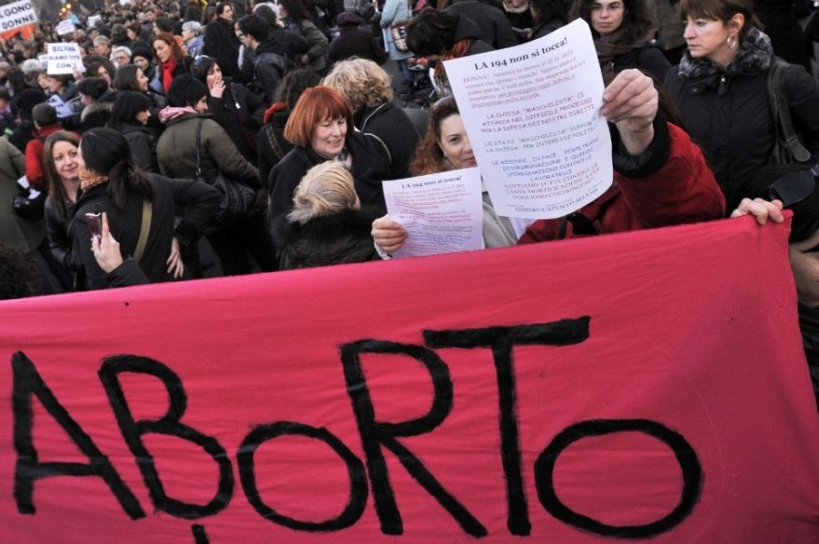 Novi napadi na pravo na pobačaj u Italiji