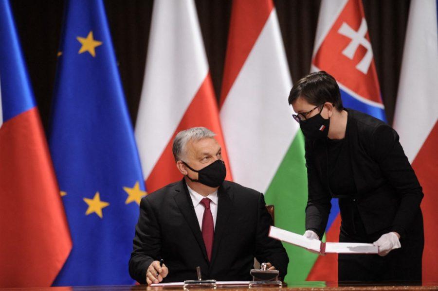 Porazna pandemijska bilanca Višegradskih zemalja