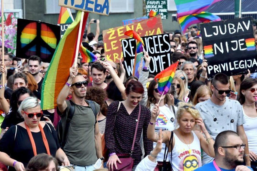 Kako živi LGBTI narod u Bosni i Hercegovini