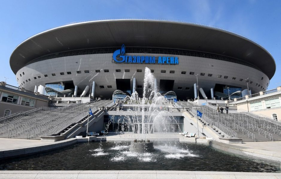 Gazpromovo podmazivanje nogometa