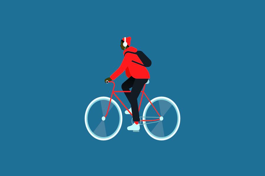 Bicikliranje nije samo đir
