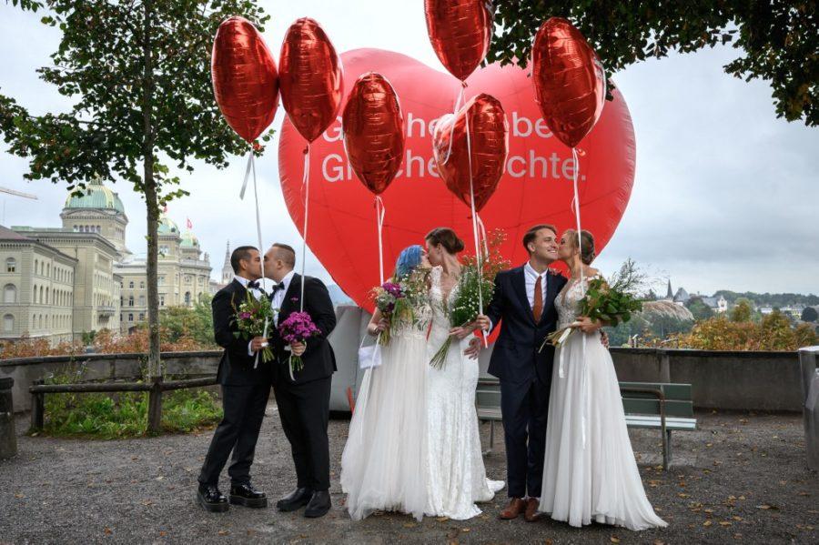 Švicarska za istospolne brakove