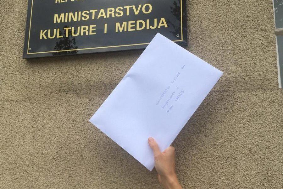 Dunja Kučinac i Ana Kutleša: Radnice u kulturi zaslužuju više od mrvica